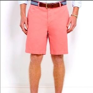 Vineyard Vines Pink Bermuda Style shorts size 35
